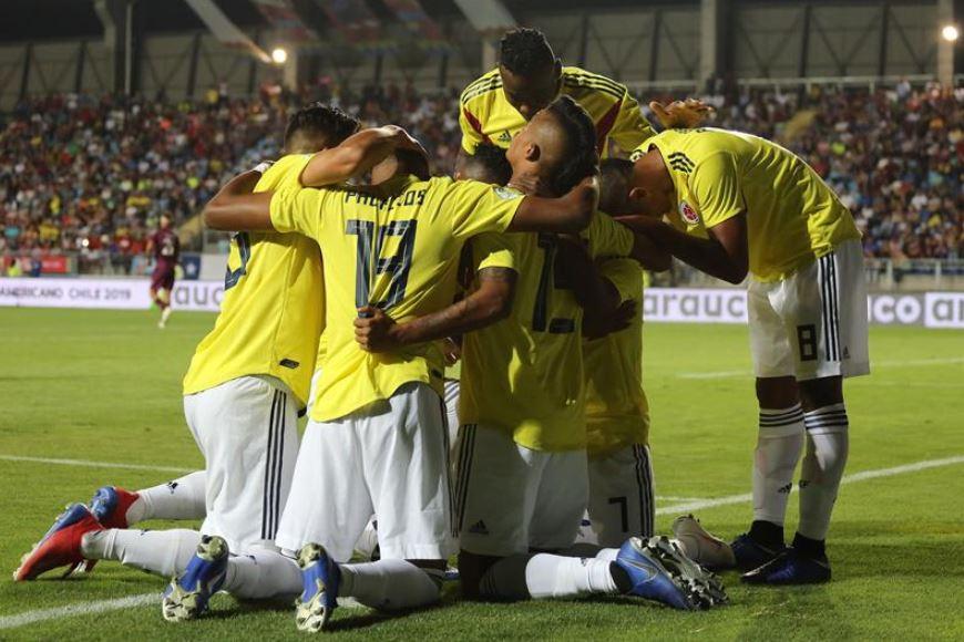 Selección Colombia Sub 20, al Mundial de Polonia 2019