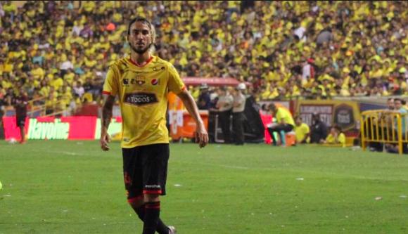 Mala inscripción de Sebastián Perez, le costó 3 puntos a Barcelona de Ecuador