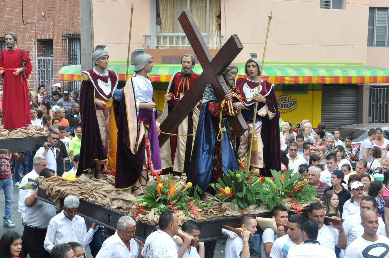Con recursos públicos financiarán eventos de Semana Santa en Antioquia