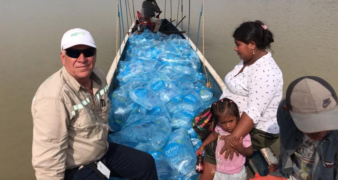 Así ha sido la atención de EPM a las comunidades del bajo Cauca