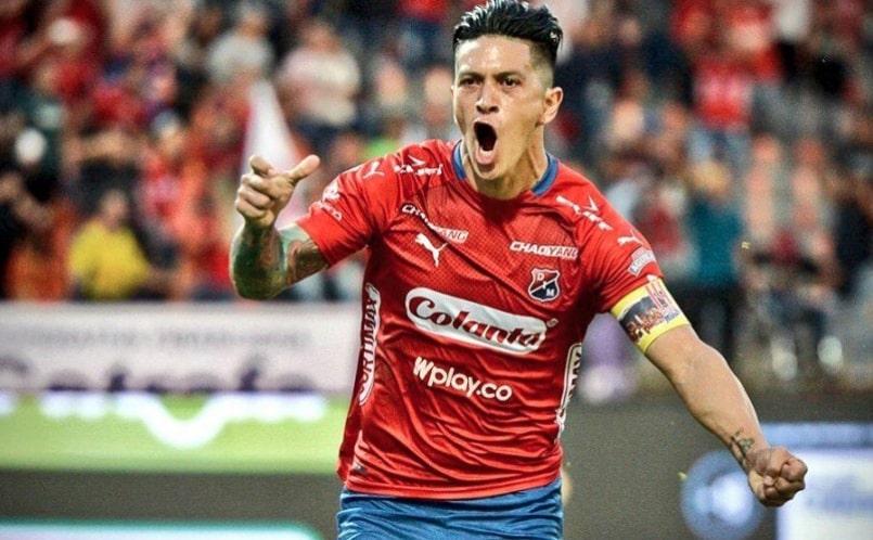 Germán Cano llegó a 93 goles, pero el DIM nada que gana