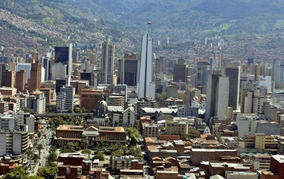 Según encuesta de favorabilidad, Medellín va por buen camino