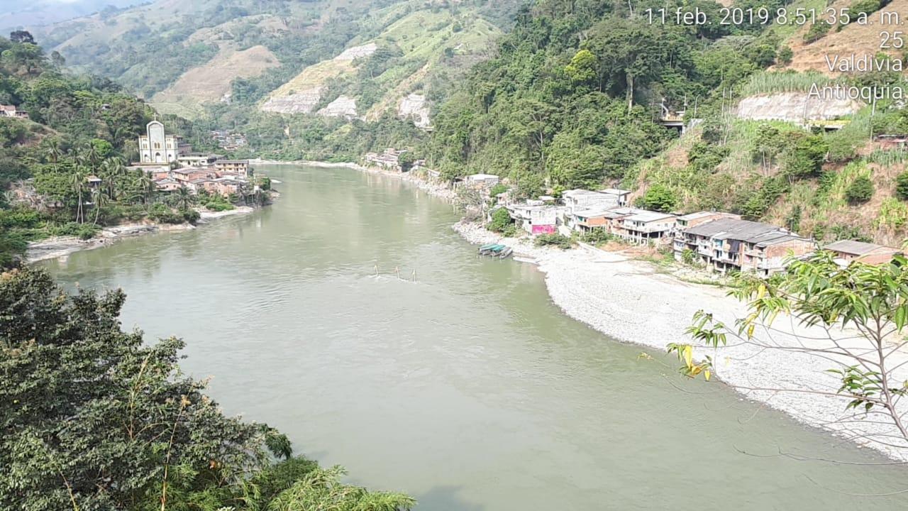 EPM informó que caudal del río Cauca va recuperando su nivel