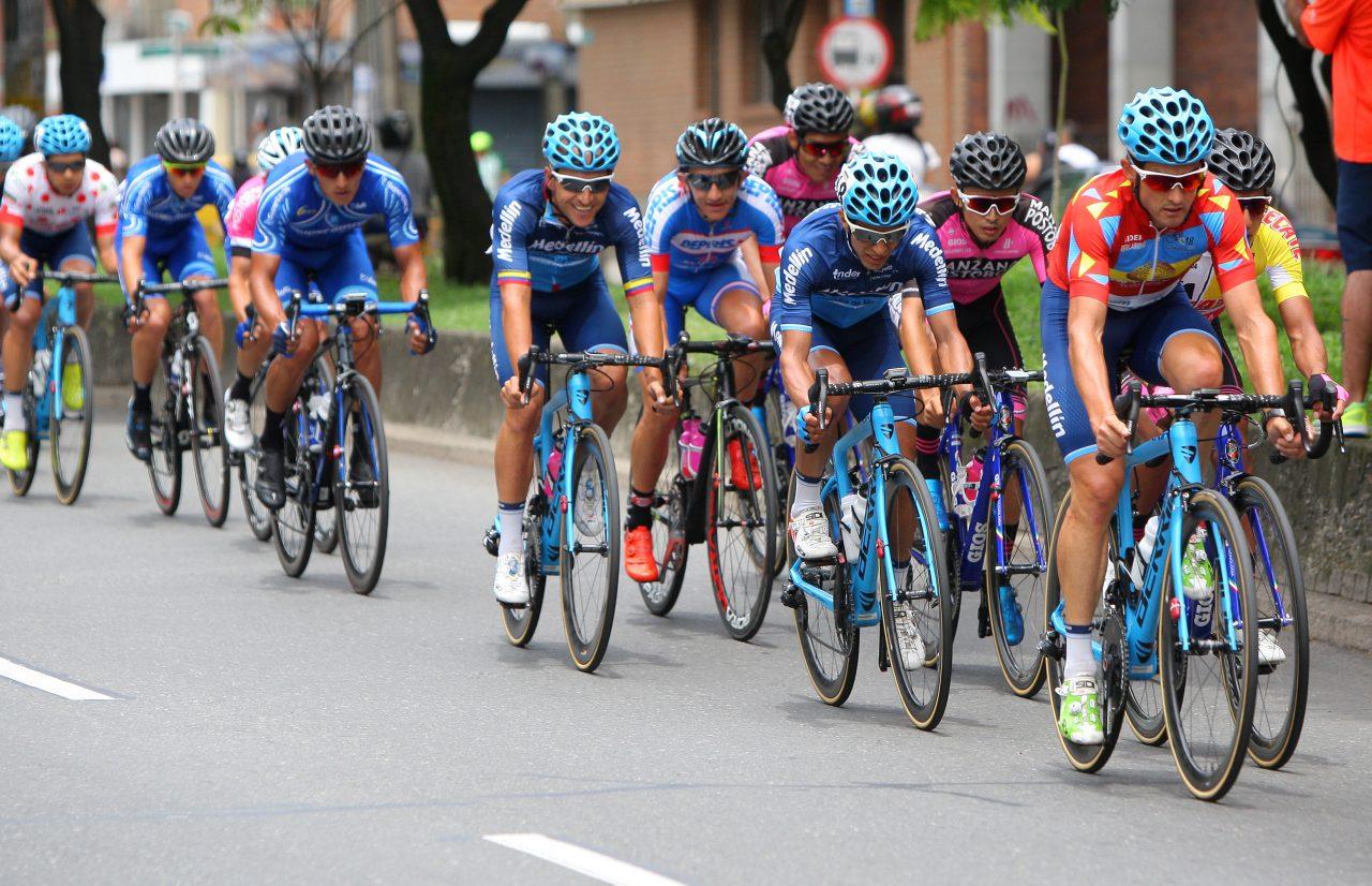 184 ciclistas colombianos presentes en el Tour Colombia 2.1