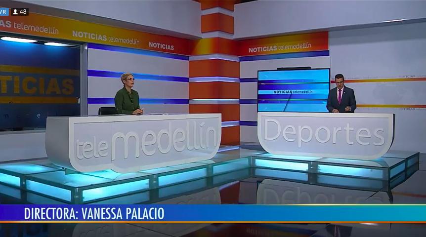 Noticias Telemedellín 15 de marzo de 2019 emisión 7:30 p.m.