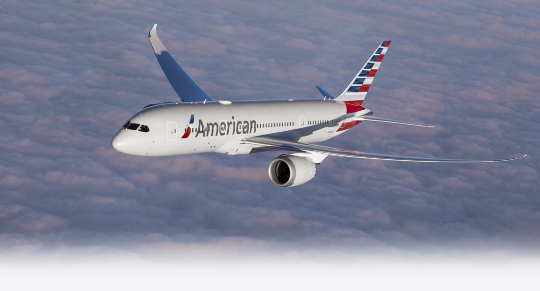 American Airlines anunció que no hará más vuelos a Venezuela