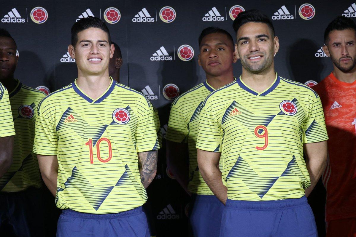 4678223606 Así es la nueva camiseta de la Selección Colombia