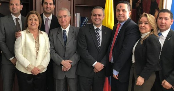Juan Camilo Restrepo se suma a la lista de aspirantes a la Gobernación