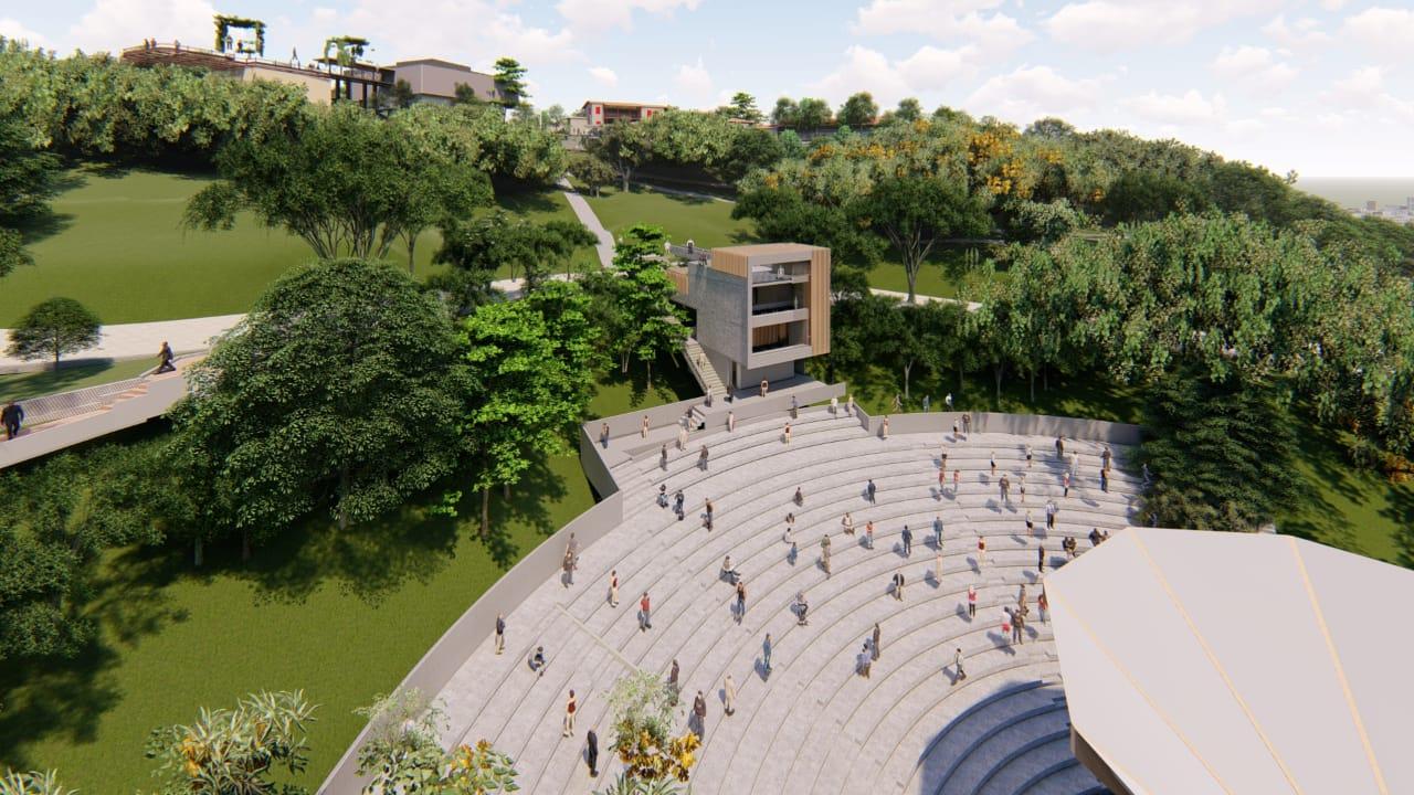 Teatro Carlos Vieco estaría listo en enero de 2021