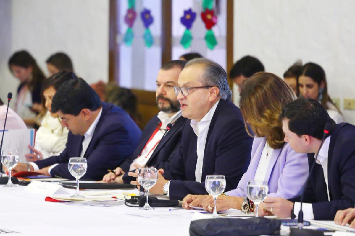 Segunda Cumbre para el Diálogo Social se realizó en Antioquia