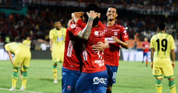 Independiente Medellín le devolvió la ilusión a sus hinchas