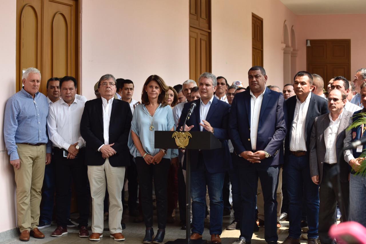 Gobierno Nacional anunció Plan de Impacto para mitigar la crisis migratoria