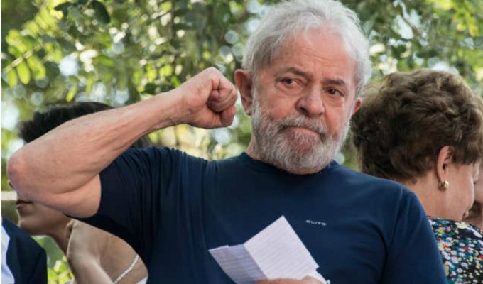 Justicia de Brasil reduce la condena del expresidente Lula da Silva