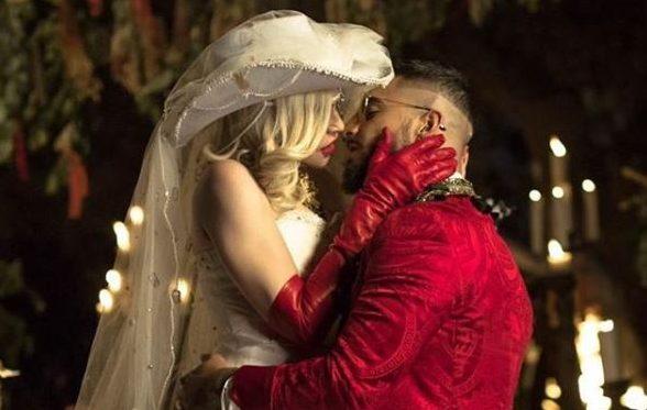 Maluma y Madonna estrenaron el video de su canción 'Medellín'