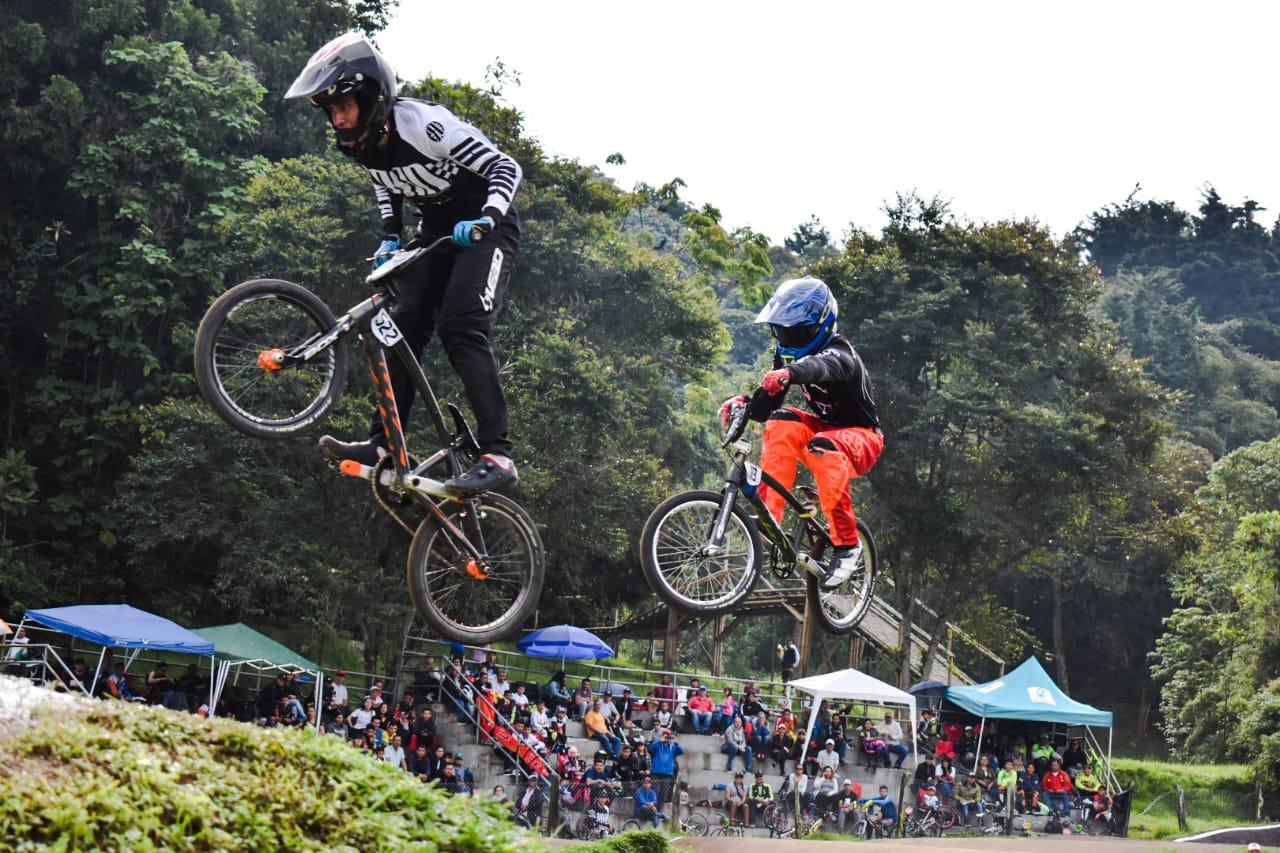 Masiva participación en la primera válida de la Copa Antioquia de BMX