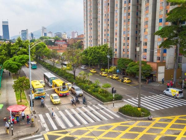 Estas son las vías exentas del día sin carro y sin moto en Medellín