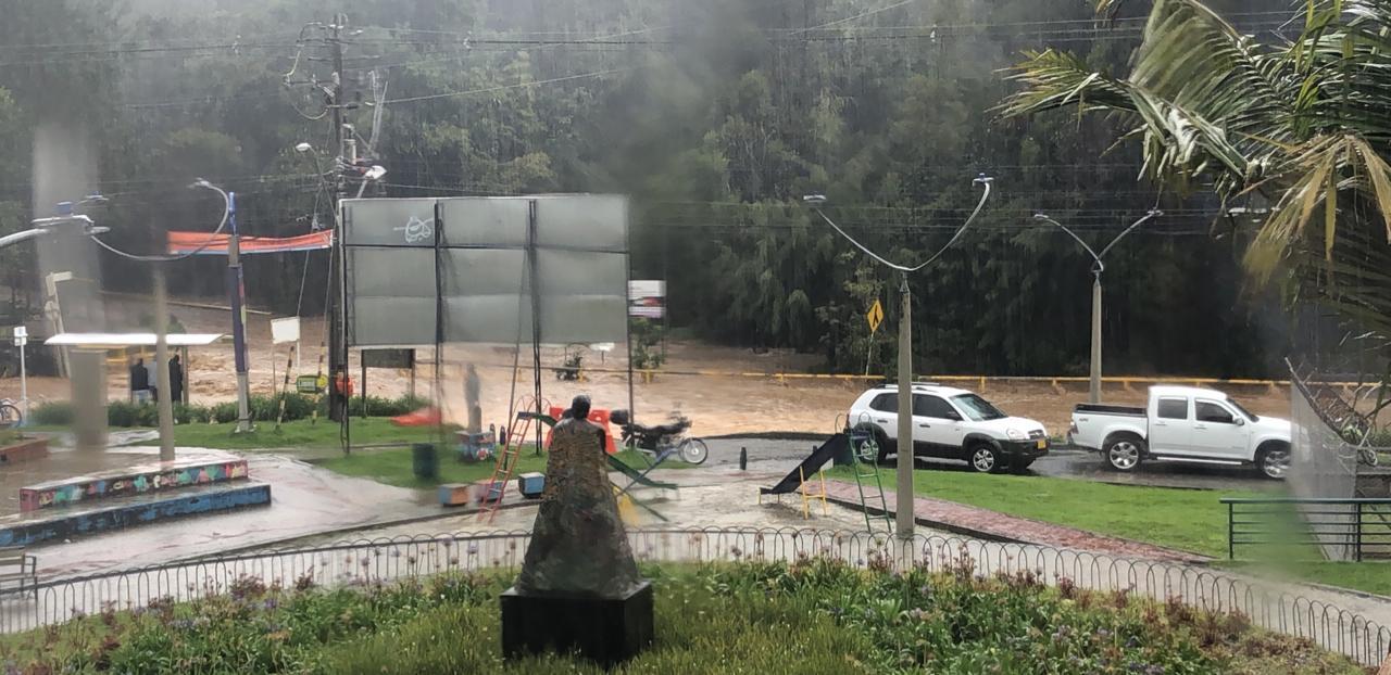 Dagrd atendió desbordamiento de la quebrada de Santa Elena