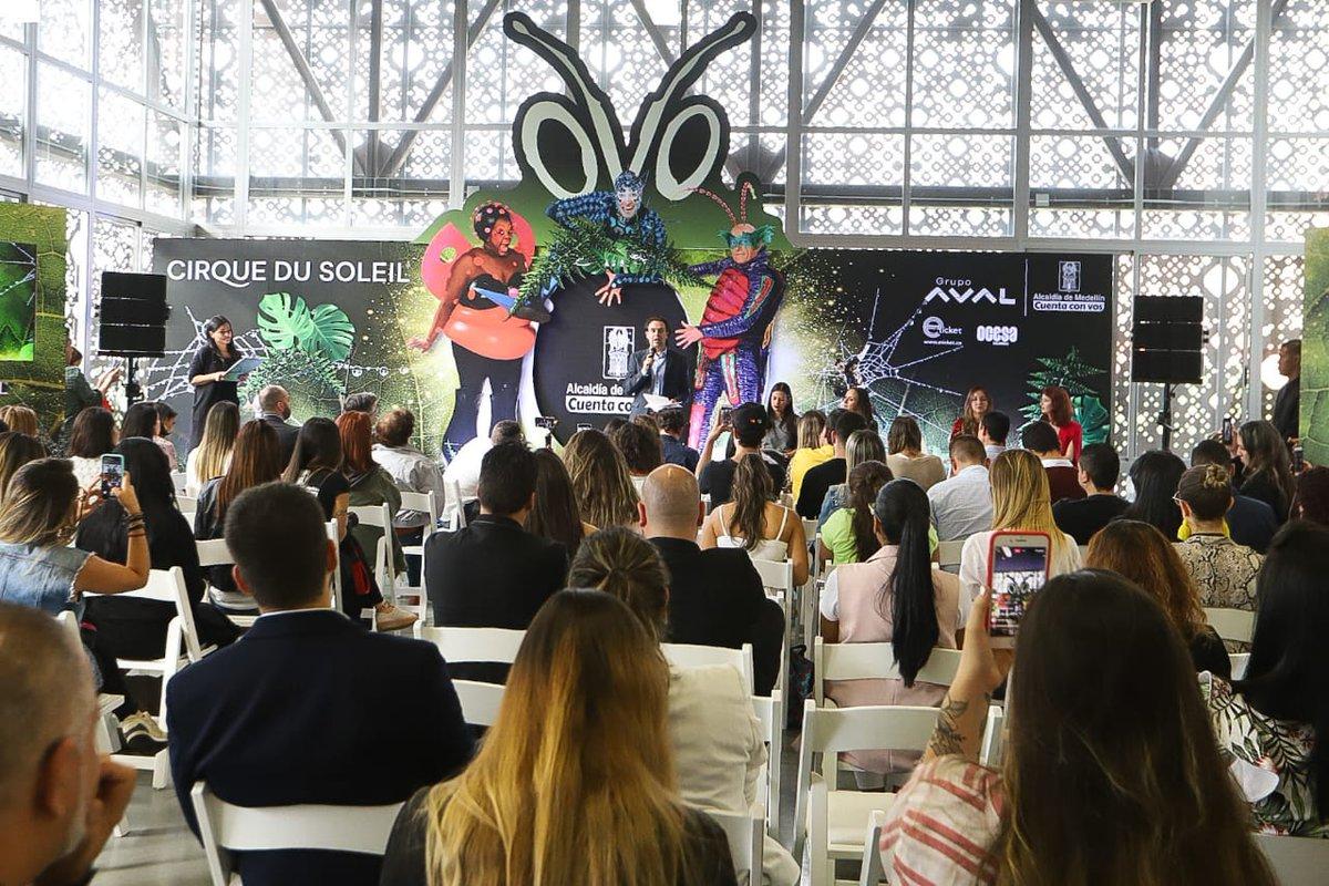 Conozca las fechas y precios de la boletería del Circo del Sol en Medellín