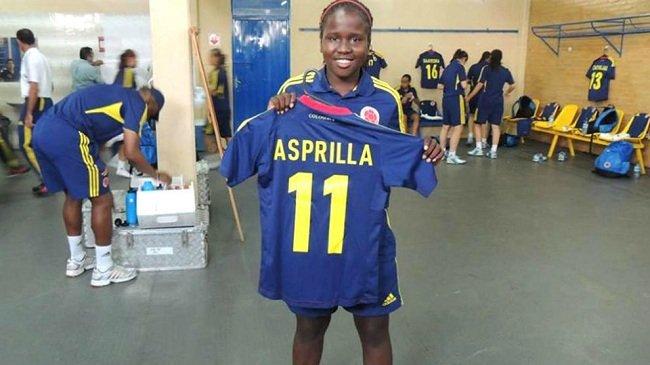 Autoridades encontraron el cuerpo sin vida de la futbolista Leidy Johana Asprilla