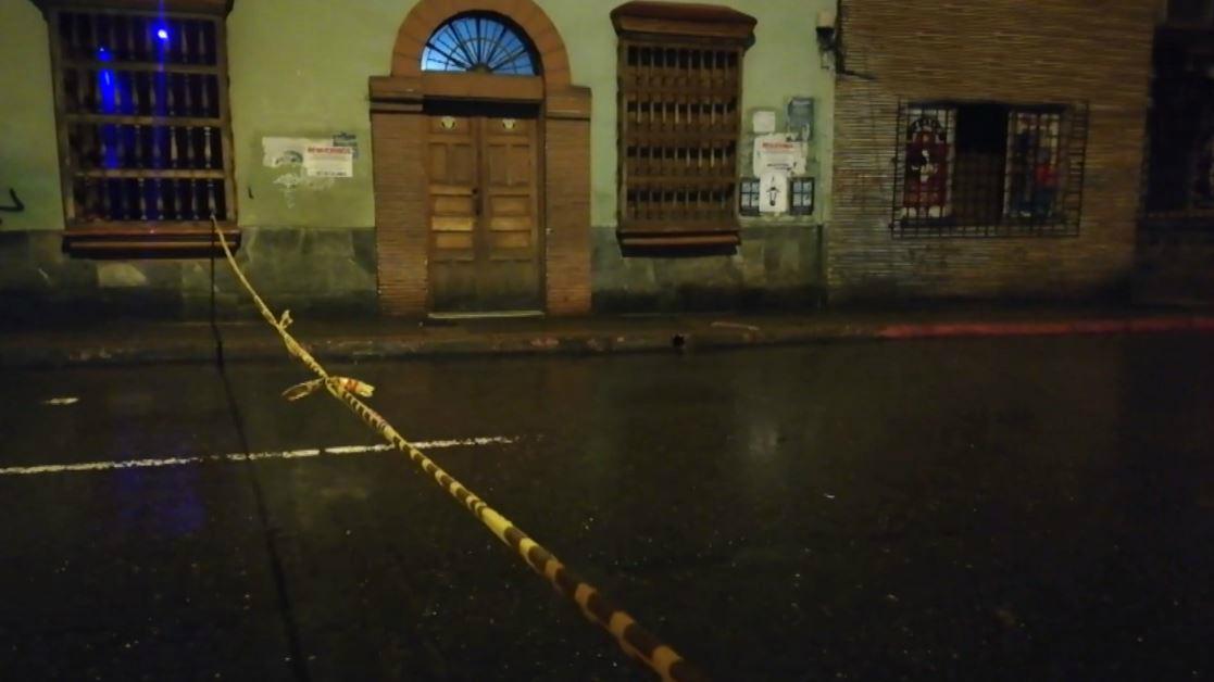 Se conocieron los primeros indicios del ataque en el Parque del Periodista
