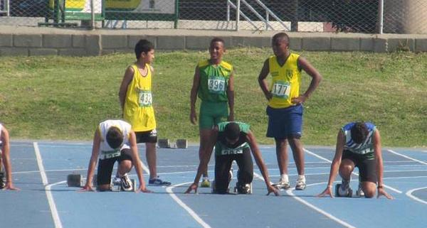 674 deportistas participaron en Festival Internacional Infantil de Atletismo