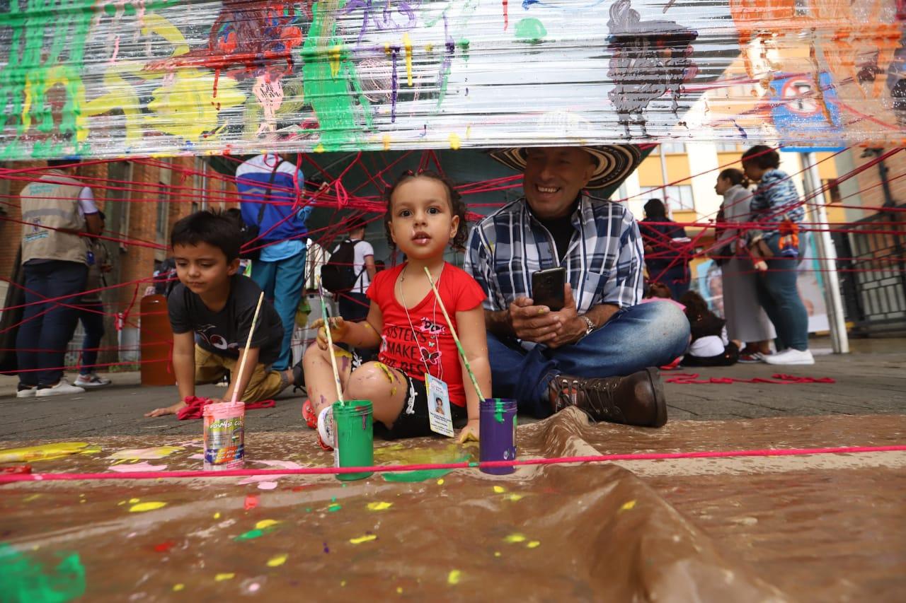 Inician obras del primer jardín infantil al interior de un museo de Medellín
