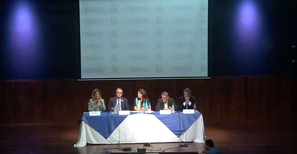 Finalizó la Cumbre Internacional de Sabios en Medellín