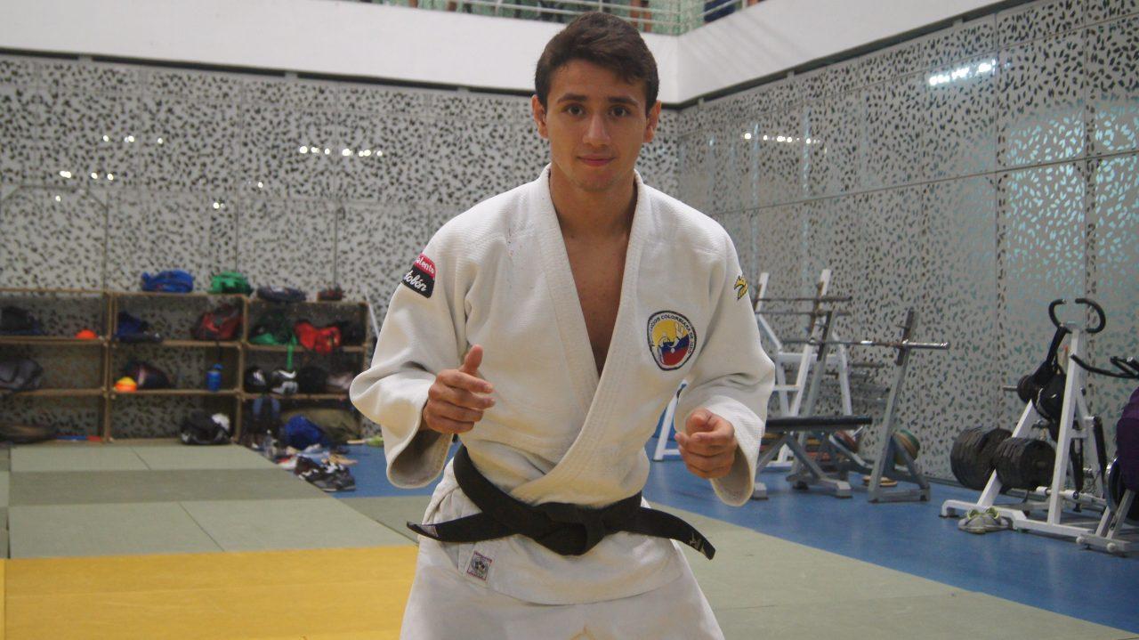 Judoca Juan Pablo Hernández viajará al Open Panamericano en Ecuador