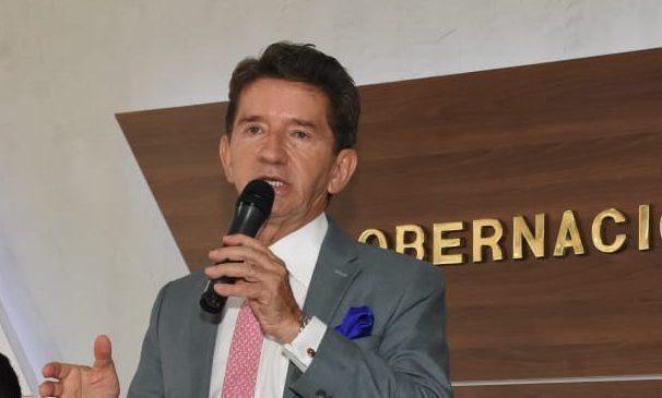 Gobernador de Antioquia cuestionó la situación de orden público en Bello