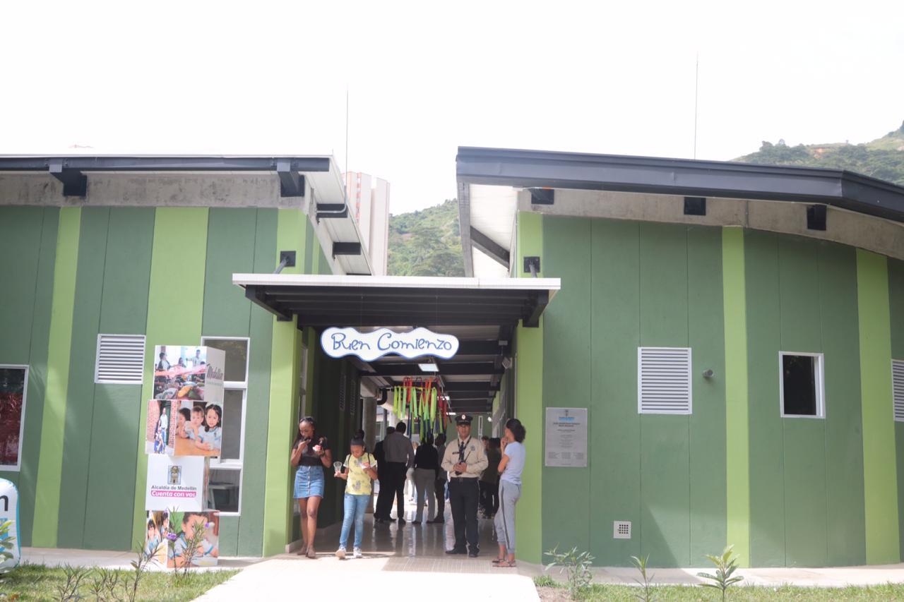 Jardín Nuevo Amanecer beneficiará a 320 niños en Altavista