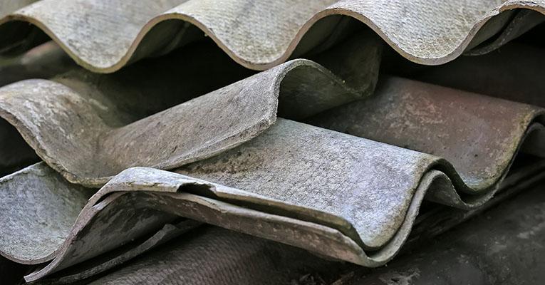 Explican el impacto que tiene el asbesto en la salud