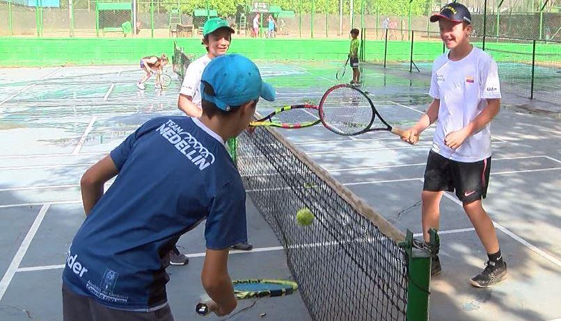 Más de 100 pequeños harán parte del Máster Kids de Tenis de Campo