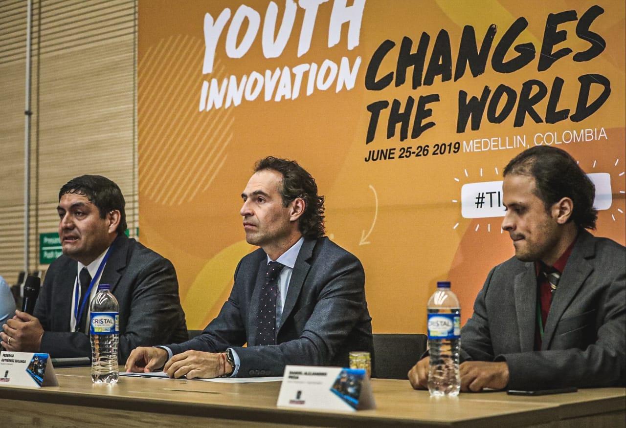 TIC Américas, espacio para emprendedores de Latinoamérica en Medellín
