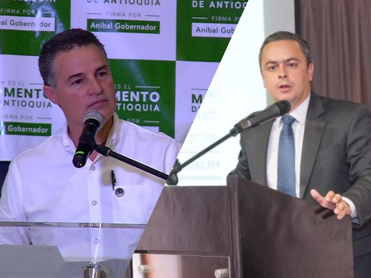Cuestionamientos de Juan Camilo Restrepo a Aníbal Gaviria por la FLA