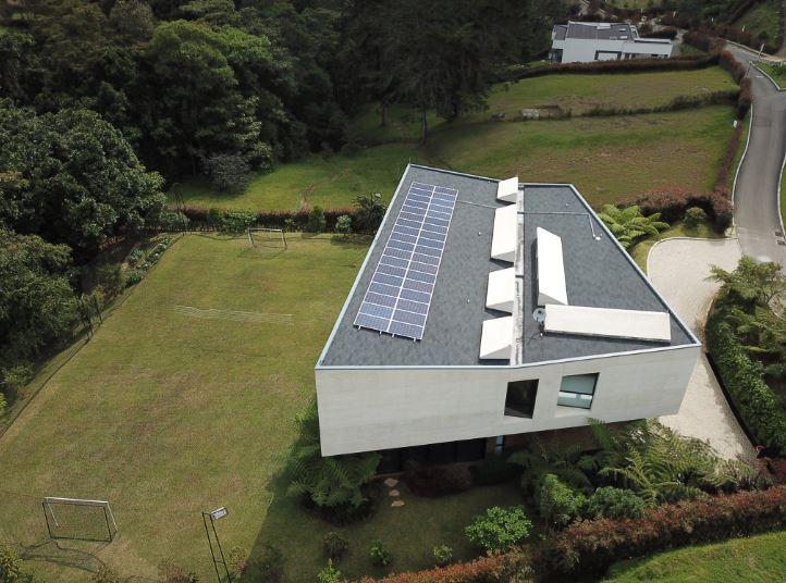 EPM le apuesta a los techos solares como una solución integral