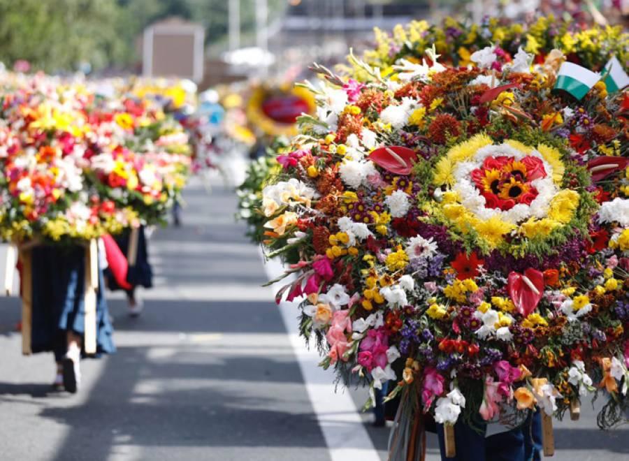 Programación de la Feria de las Flores para hoy domingo 4 de agosto