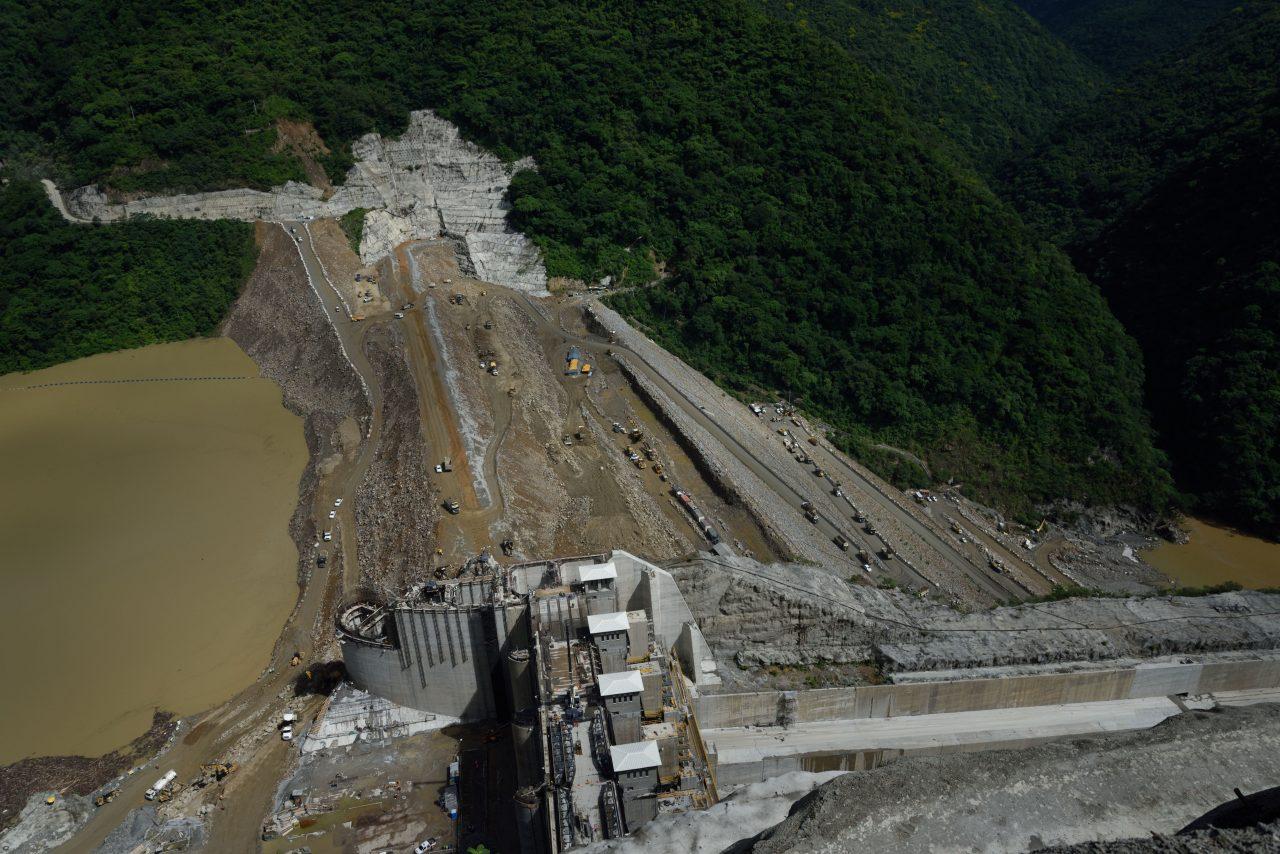 Este fin de semana estaría lista la presa de Hidroituango