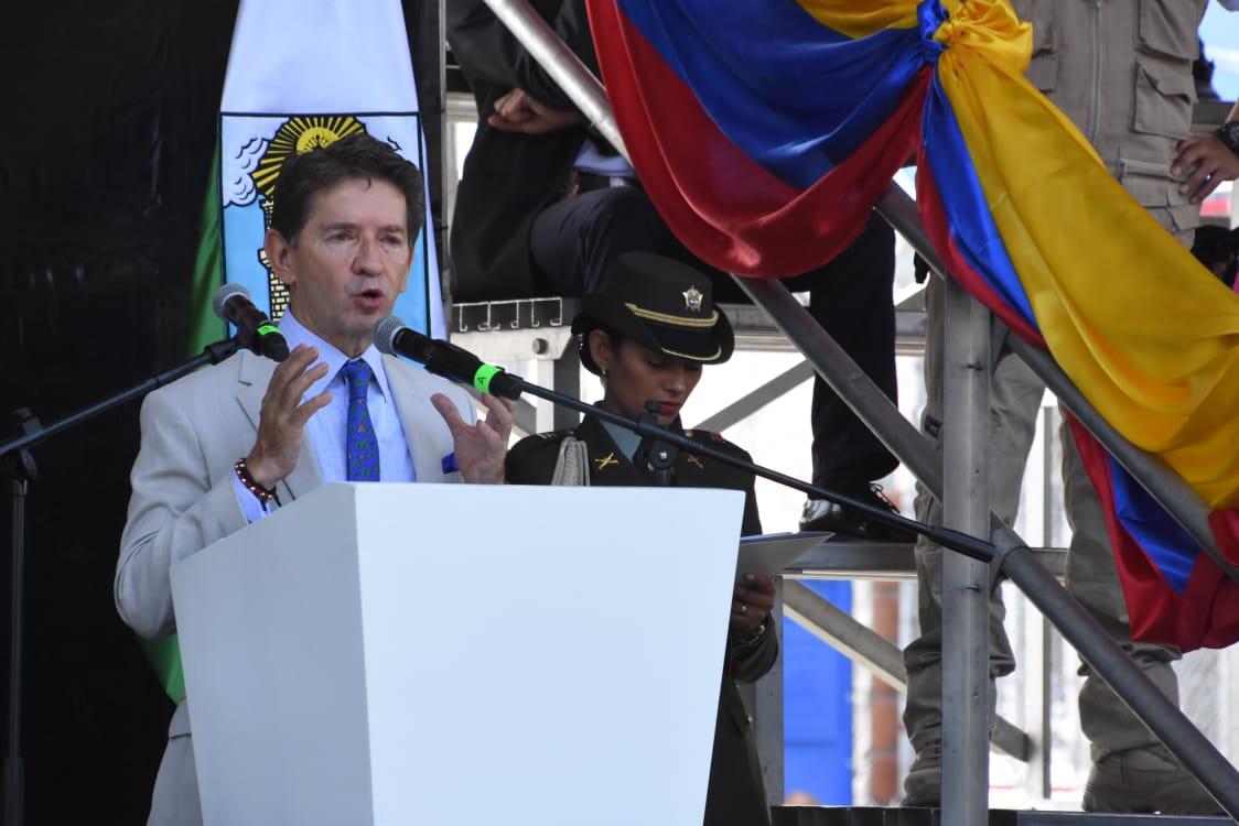 Gobernador de Antioquia anunció decreto para reglamentar consumo de drogas