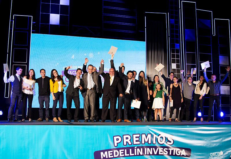 Está abierta la convocatoria a los premios Medellín Investiga 4.0