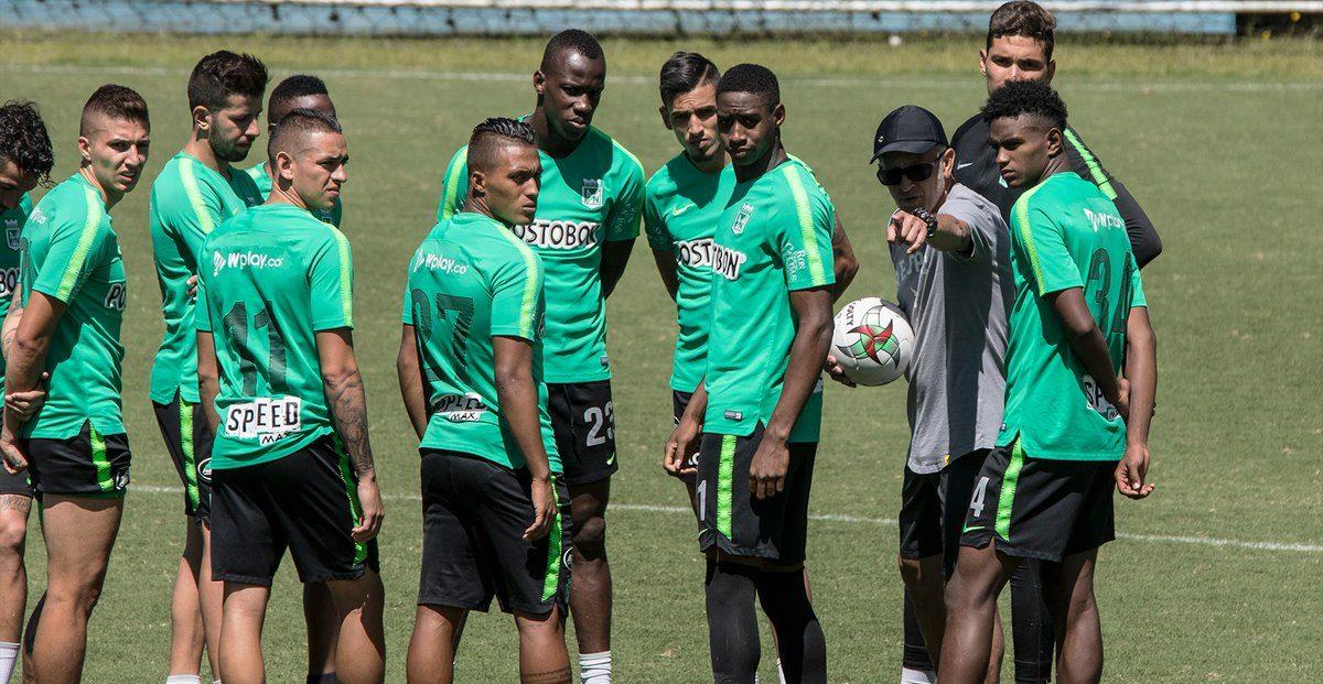 Nacional alista viaje a Ipiales para partido con el Deportivo Pasto