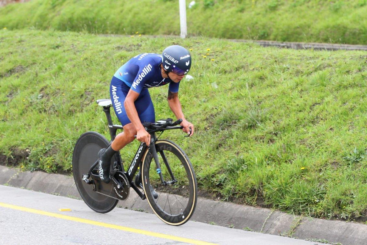 Team Medellín correrá desde este domingo en China