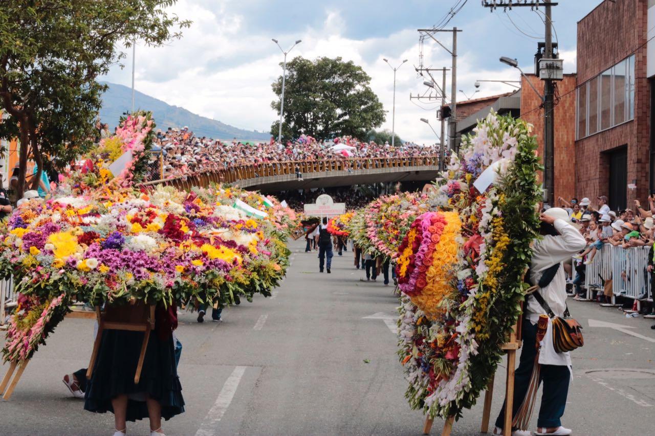 Esta es la programación oficial de la Feria de las Flores 2019