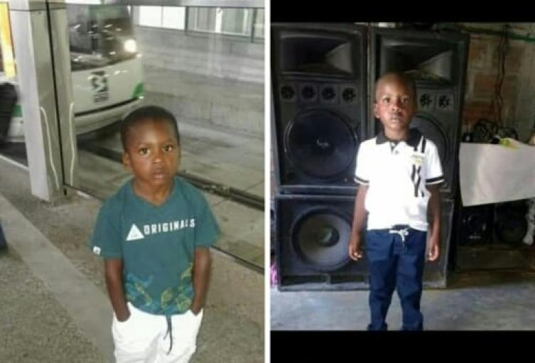 Ocho días lleva desaparecido el menor Marlon Andrés Cuesta