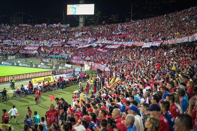 Medellín a defender la ventaja frente a Millonarios por Copa Águila