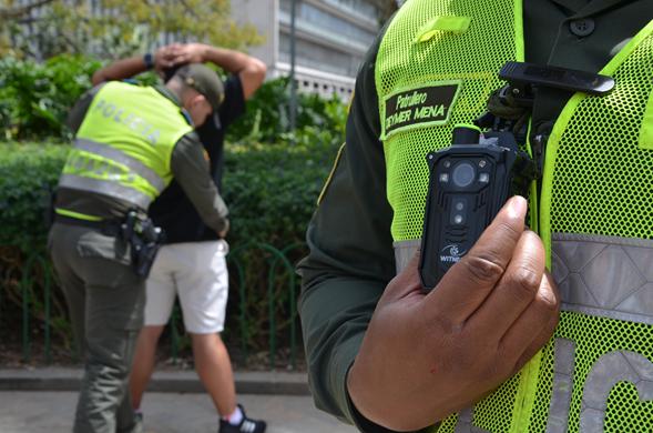 En 2019 van 2.000 capturas por hurto y homicidio en Medellín y Bello