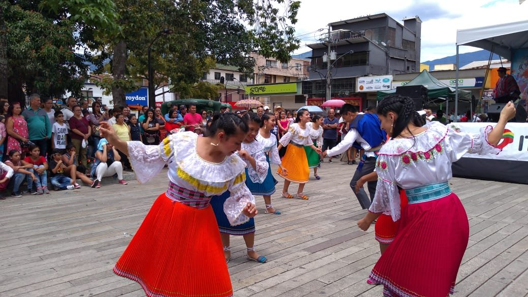 Programación Fiestas de Itagüí lunes 12 de Agosto