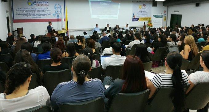 Cuatro candidatos a la Gobernación de Antioquia dabatieron sobre salud pública