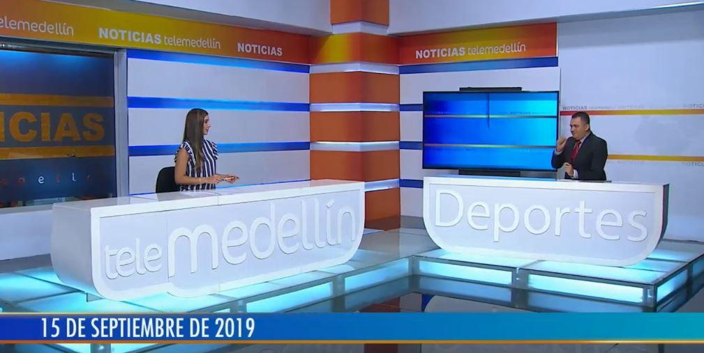 Noticias Telemedellín 15 de septiembre de 2019 emisión7:30 p.m.