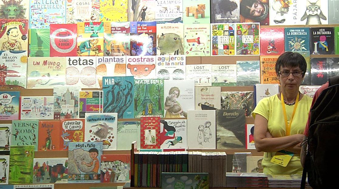 La Editorial de la Universidad de Antioquia presente en la Fiesta del Libro