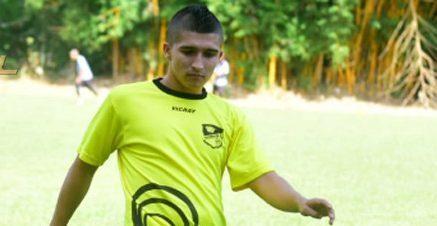 Desde Marinilla hasta Itagüí, Mateo Serna viaja por su sueño de ser futbolista